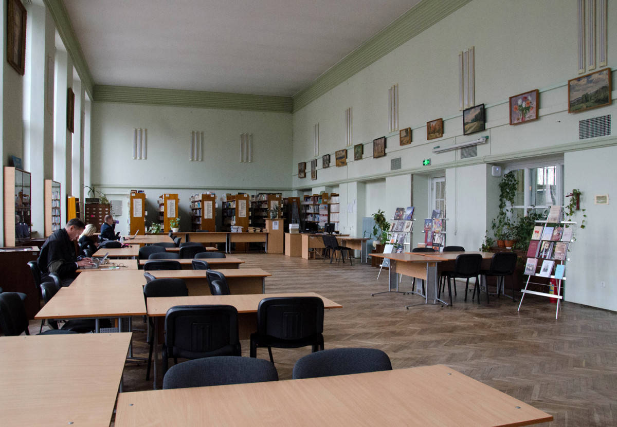 """Унікальний бібліотечний фонд """"Львівської політехніки"""": найстаріша книжка  датується 1531 роком – хіромантія"""