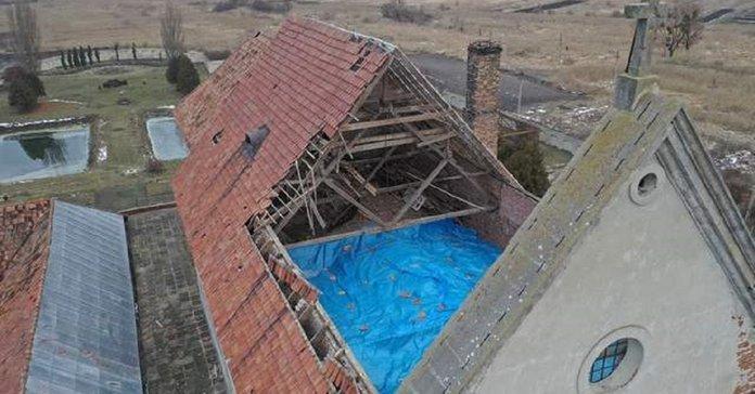 У реставрацію даху монастиря капуцинів в Олеську вкладуть понад 19 млн грн
